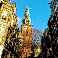 амстердам столица
